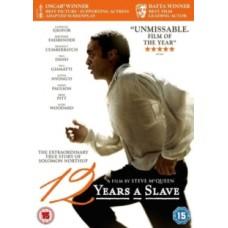 12 Years a Slave - Steve McQueen