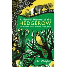 A Natural History of the Hedgerow : and ditches, dykes and dry stone walls - John Wright