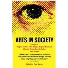 Arts in Society - Paul Barker
