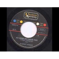 As Long As I Have You/As Long As I Have You - Garnet Mimms