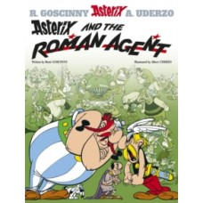 Asterix and the Roman Agent  - Rene Goscinny  & Albert Uderzo