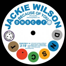 Because of You/You Don't Have to Worry - Jackie Wilson/Doris & Kelley