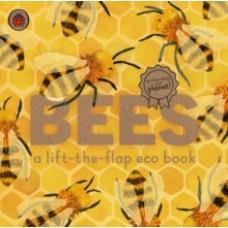 Bees: A lift-the-flap eco book - Carmen Saldana