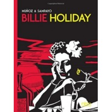 Billie Holiday - Jose Munoz & Carlos Sampayo