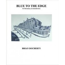 Blue To The Edge - Brian Docherty