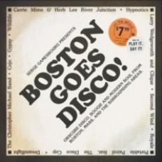 Boston Goes Disco - Serge Gamesbourg