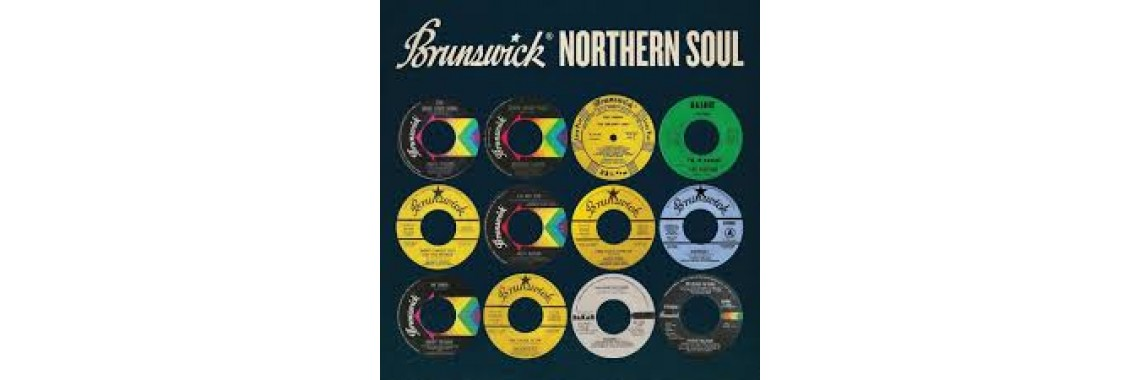 Brunswick Northern Soul - Various Artists