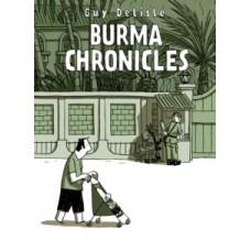 Burma Chronicles - Guy Delisle