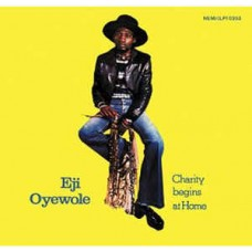 Eji Oyewole ‎– Charity Begins At Home