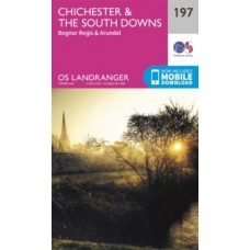 Chichester & the South Downs: 197 - Ordnance Survey