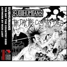 Subhumans – Day The Country Died: 500 Piece Jigsaw