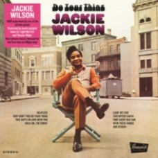 Do Your Thing - Jackie Wilson
