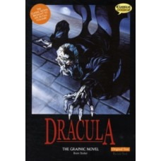 Dracula: The Graphic Novel - Bram Stoker,  Staz Johnson & James Offredi