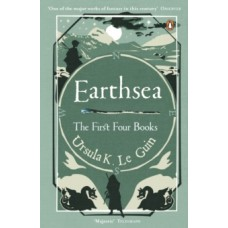 Earthsea : The First Four Books - Ursula K. Le Guin