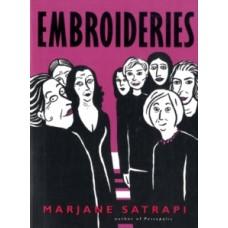 Embroideries - Marjane Satrapi