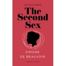 The Second Sex (Vintage Feminism Short Edition) - Simone de Beauvoir