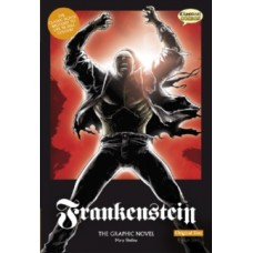 Frankenstein Graphic Novel - Mary Wollstonecraft Shelley, Declan Shalvey, Jason Cardy, Kat Nicholson