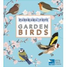 Garden Birds: Panorama Pops - Lorna Syson