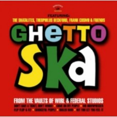 Ghetto Ska - Various Artists