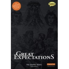 Great Expectations: The Graphic Novel - Charles Dickens  John Stokes & Jason Cardy