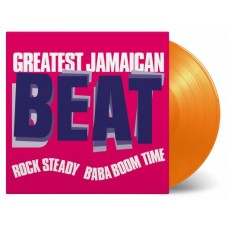 Greatest Jamaican Beat (Rock Steady Baba Boom Time) - Various Artists