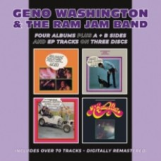 Hand Clappin' Foot Stompin' Funky-butt... Live! - Geno Washington and The Ram Jam Band