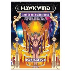 Hawkwind: Days Of The Underground : Radical Escapism in the Age Of Paranoia  - Joe Banks