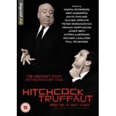 Hitchcock/Truffaut - Kent Jones