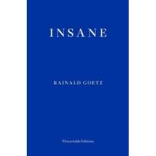 Insane - Rainald Goetz