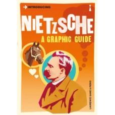 Introducing Nietzsche : A Graphic Guide - Laurence Gane & Piero
