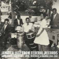 Jamaica Jazz from Federal Records - Various Artists
