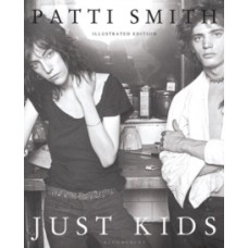 Just Kids illustrated - Patti Smith