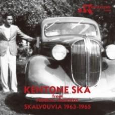 Kentone Ska from Federal Records - Various Artists
