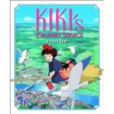 Kiki's Delivery Service Picture Book - Hayao Miyazaki