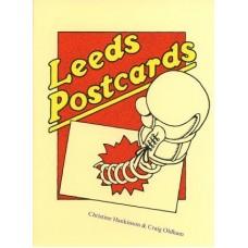 Leeds Postcards -  Christine Hankinson, Craig Oldham