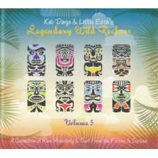 Keb Darge & Little Edith's Legendary Wild Rockers Volume 5 - Various Artists