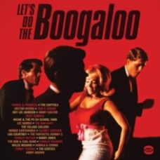 Let's Do the Boogaloo - Various Artists
