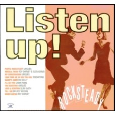 Listen Up! Rocksteady - Various Artists