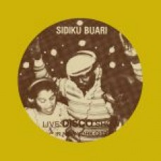 Sidiku Buari ‎– Revolution (Live Disco Show In New York City)