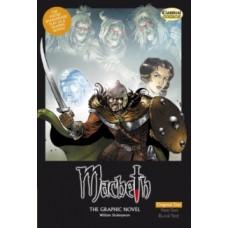 Macbeth the Graphic Novel  - William Shakespeare  Jon Haward, Nigel Dobbyn, Gary Erskine