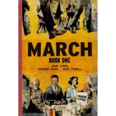 March Book One - Andrew Aydin & John Lewis