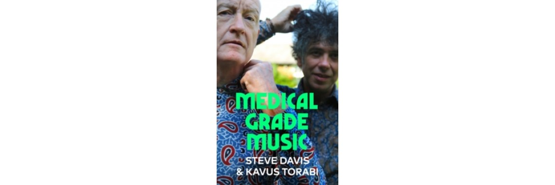Medical Grade Music - Steve Davis & Kavus Torabi