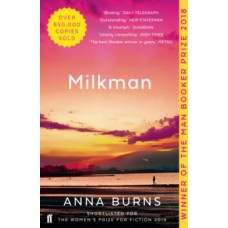 Milkman - Anna Burns