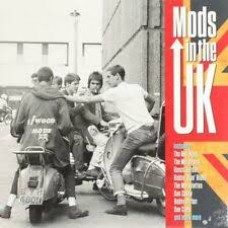 Mods In The UK - Various Artists