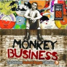 Monkey Business: Vinyl Box Set - Various Artists