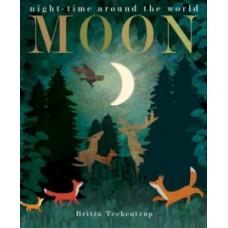 Moon: Night Time Around the World - Patricia Hegarty  & Britta Teckentrup