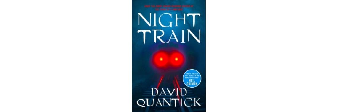 Night Train - David Quantick