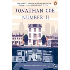 Number 11 - Jonathan Coe