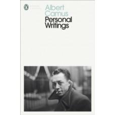 Personal Writings - Albert Camus