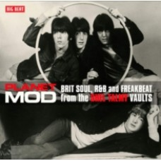 Planet Mod - Various Artists
